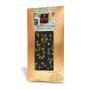Chocolat Noir Bio Oranges confites - cacao 73% - BOVETTI - 100 g
