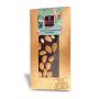 Chocolat Noir Bio Amandes - cacao 73% BOVETTI 100 g