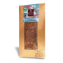 Chocolat Lait Bio caramel sel de Guérande- cacao 39% BOVETTI 100 g