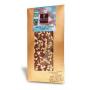 Chocolat Lait Bio Noisettes - cacao 39% BOVETTI 100 g
