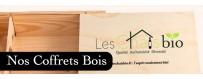 Les Chais bio - Nos coffrets Bois