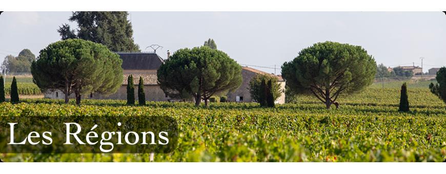 Les Chais Bio - Nos Régions : Bordeaux, Bergerac, Languedoc, Alsace...