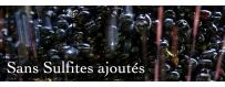 Les Chais bio : Les Sans Sulfites ajoutés