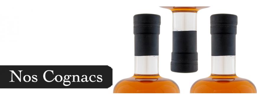 Les Chais bio : Nos Cognacs
