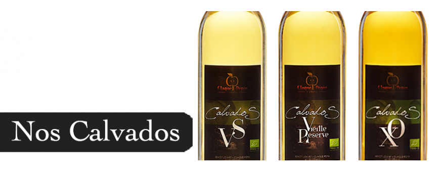 Les Chais bio : Nos Calvados